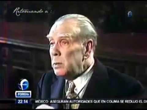 Êdoctum: Encuentro. Jorge Luis Borges I