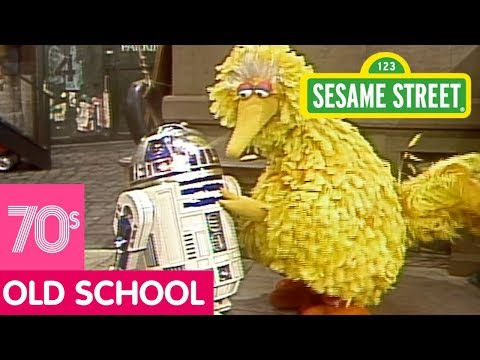 Sesame Street: We Can Still Be Friends Song with R2D2 and Big Bird
