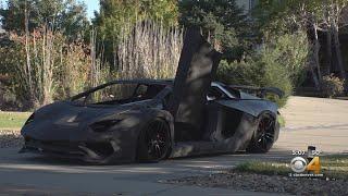Erie Family Builds Lamborghini Aventador Using 3D Printing