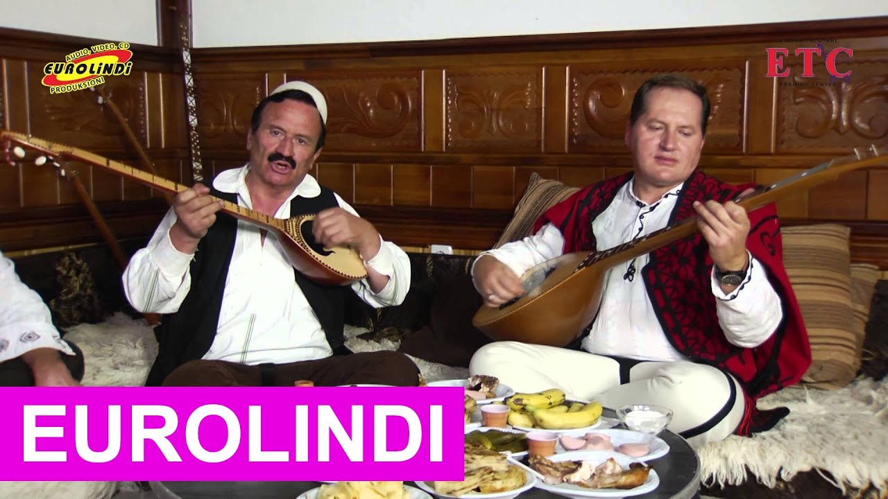 Rifat Dragaj -Trimat e Rugoves ( Eurolindi & Etc ) Gezuar  2016