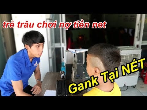Troll Trẻ Trâu Đi Chơi NÉT Không Có Tiền Bị Chủ Quán Gank Cười Vỡ Bụng | TQ97