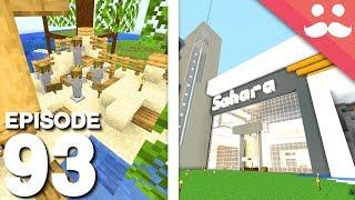 Hermitcraft 6: Episode 93 - OASIS, SAHARA, SHULKER!