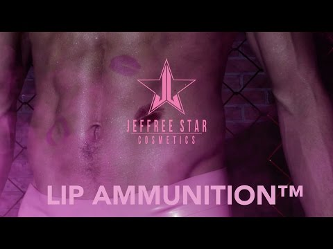 JEFFREE STAR COSMETICS - LIP AMMUNITION™ commercial thumbnail