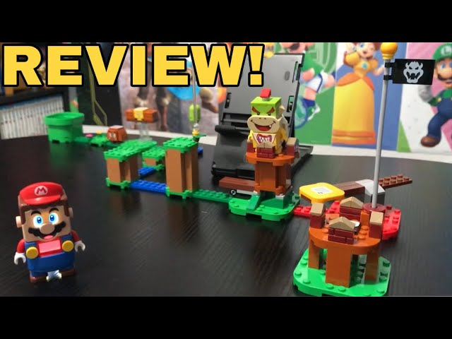 Before You Buy! LEGO Super Mario Unboxing, Gameplay, and Review!