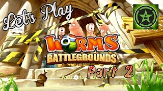 Let's Play – Worms Battlegrounds Part 2