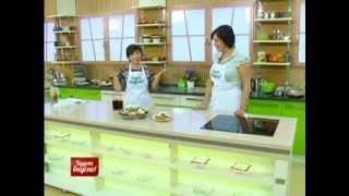 Будет вкусно! 21/11/2013 Испанская кухня от Натальи Головиной. GuberniaTV