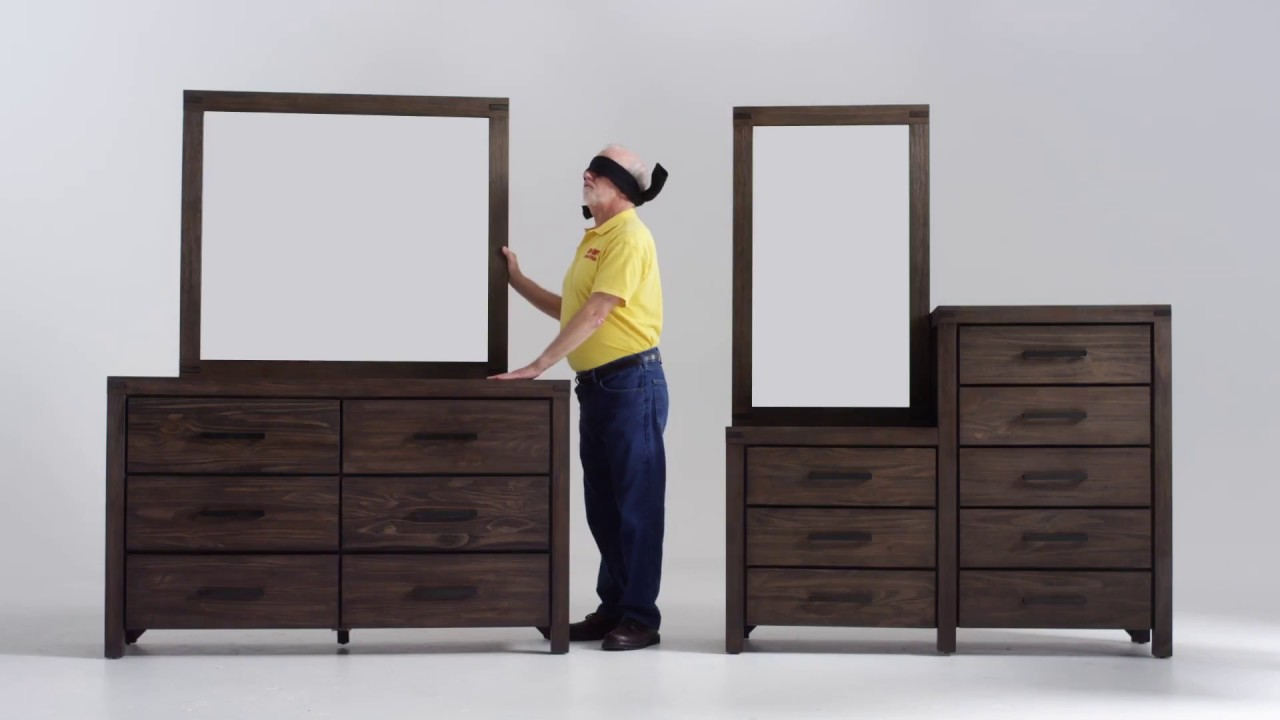 Get The Austin Queen Bedroom Set For Only 999 Bob 39 S Discount Furniture Youtube