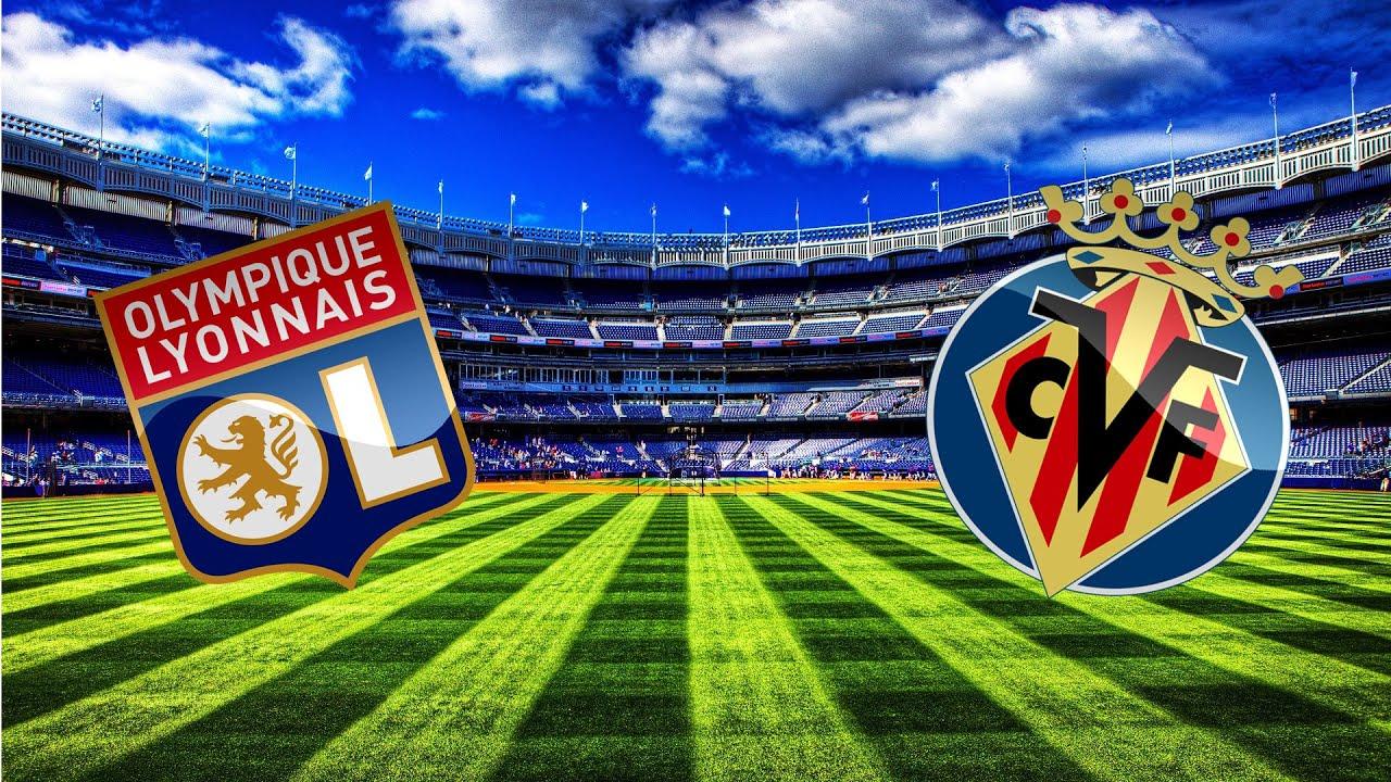 Image result for Villarreal vs Lyon