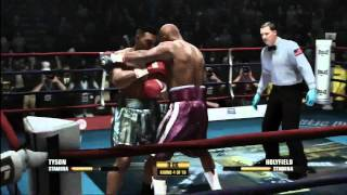Fight Night Champion (PS3) Tyson vs Holyfield