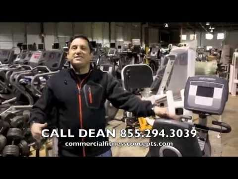BRANDON OUTLAW TULSA, OK CFC INSPIRE FITNESS BIKES / DEAN NAVAB / COMMERCIAL FITNESS CONCEPTS