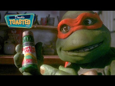 TEENAGE MUTANT NINJA TURTLES - MOVIE REVIEW HIGHLIGHT - Double Toasted