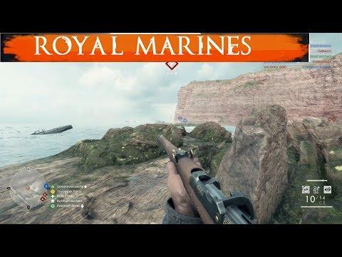 Battlefield 1 - Faction challenge - British Empire #3 60 fps