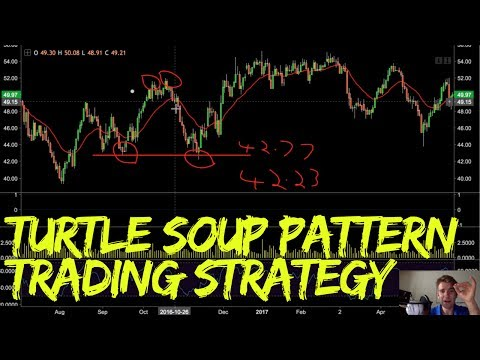 Turtle Soup Pattern | Trading Strategy (Setup & Exit 1) 🐢