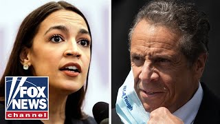 AOC calls for wealth tax as billionaires flee big cities