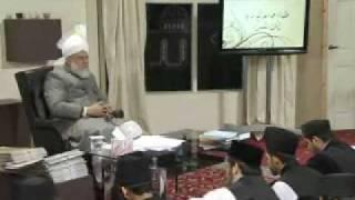 Talaba Jamia Kay Saath Aik Nashist: 23rd January 2010 - Part 6 (Urdu)