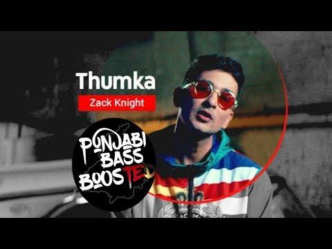 Thumka | 3D audio | Zack Knight | Official song 2018| thumbnail