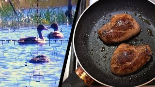 Winter Duck Hunting (and cooking!) - Random Hunts, Vol.8