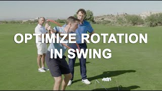 How to Optimize Swing Rotation with Nick Faldo