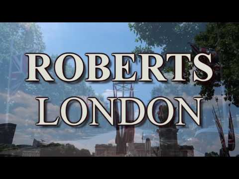 Roberts London YouTube Channel Intro Trailer