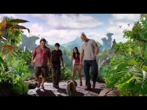 Путешествие 2: Таинственный остров — трейлер (дубляж)