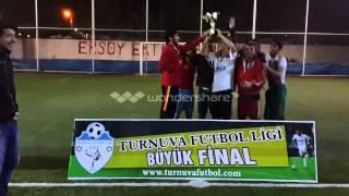 TURNUVA FUTBOL ŞAMPİYON DİYAR21