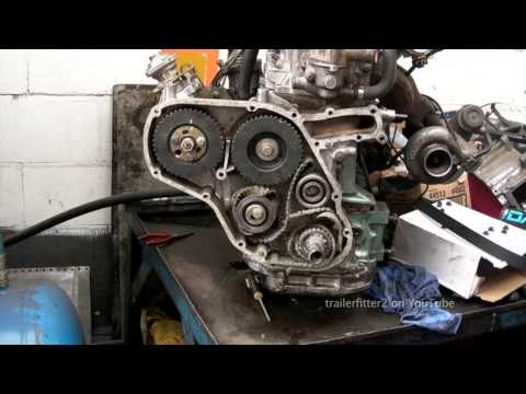 Land Rover 200tdi Timing Belt -From Broken Belt to Retiming the Engine