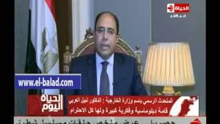 بالفيديو.. «الخارجية»: قمة استثنائية للجامعة العربية 10 مارس لاختيار الأمين العام الجديد