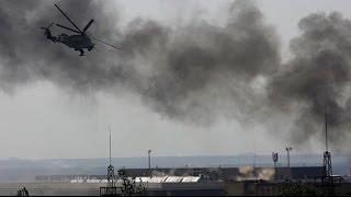Repeat youtube video При крушении подбитого террористами вертолета погибли 14 человек