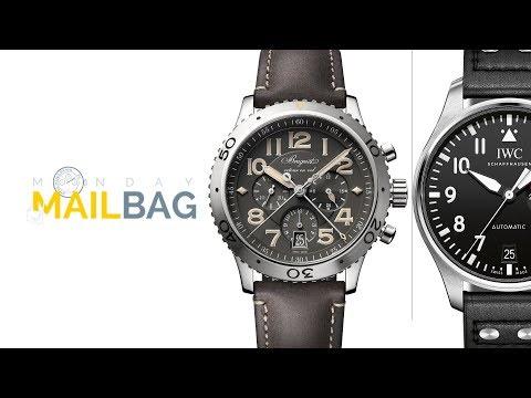 Mailbag! Breguet vs. IWC Watches: Lange Assembly; Audemars Piguet vs Patek Philippe Purchase