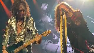 "Aerosmith-""Back In The Saddle"" Las Vegas April 8, 2019"