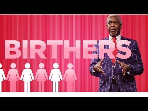Birthers | Bishop Dale C. Bronner | Word of Faith Family Worship Cathedral