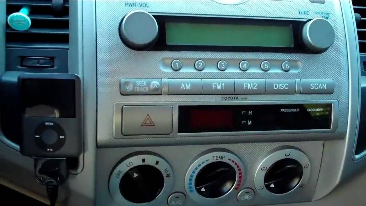 hight resolution of alpine cde 103bt install 2006 toyota tacoma youtube rh youtube com alpine car alpine car