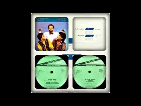 REAL ACCADEMIA - SHE'S MINE / KARIN KLARK - IN THE NIGHT 1986