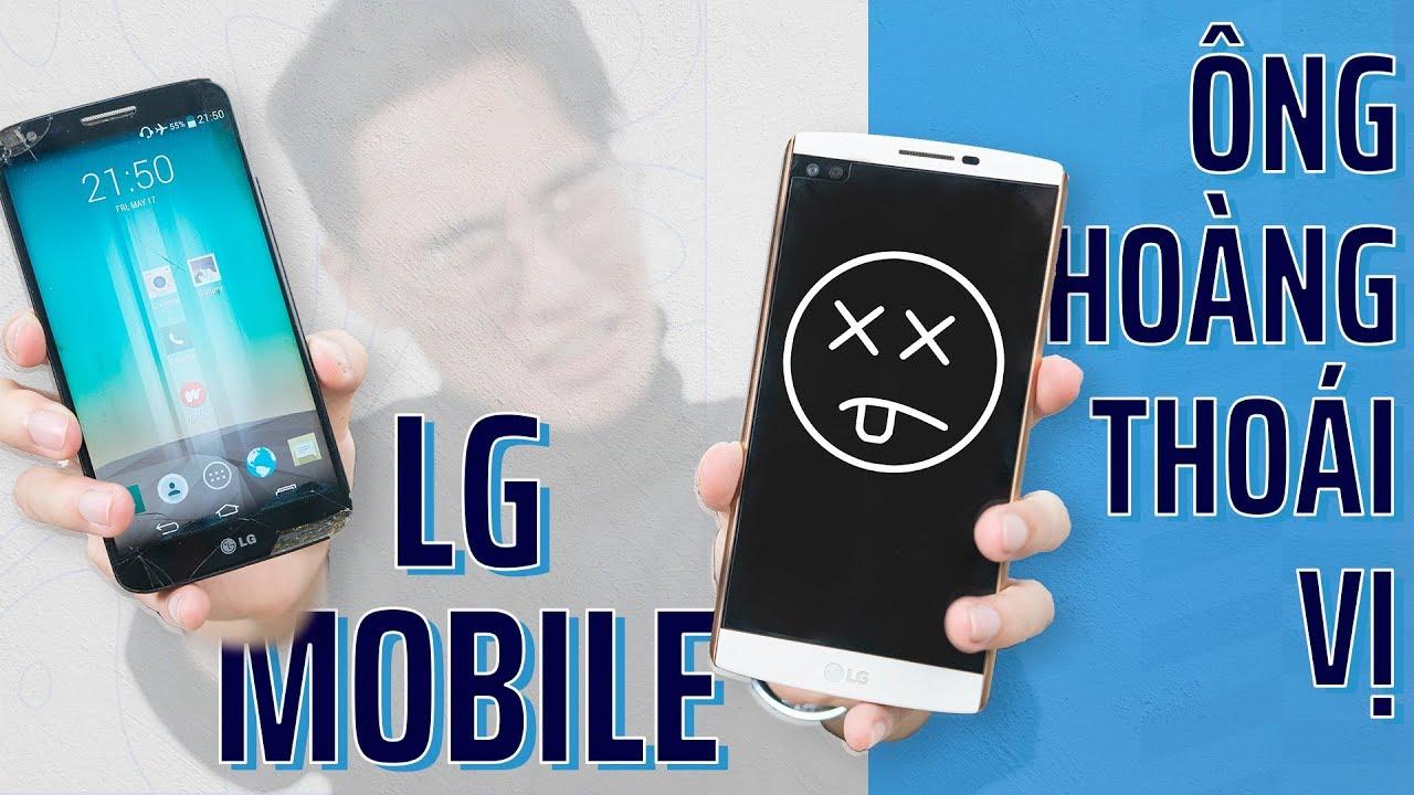 LG Mobile: TOANG rồi còn đâu!!!