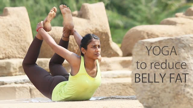 Yoga to Reduce belly fat