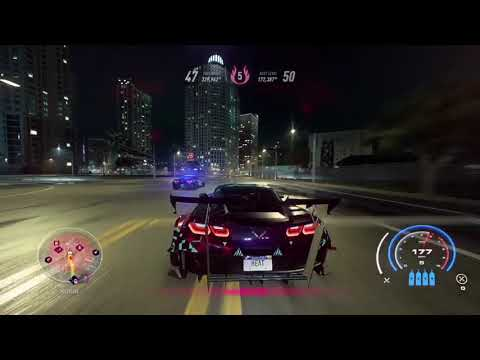 Need For Speed Heat Escape |
