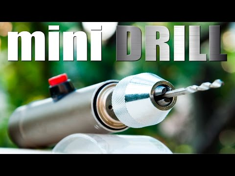 Thumbnail: How to Make a High Speed Mini Drill