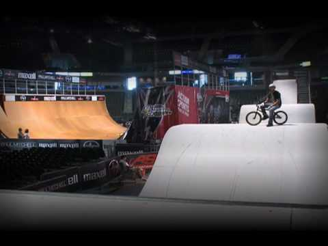 ASA Action Sports World Tour Cincinnati: BMX Vert, Skate Vert, BMX Triples