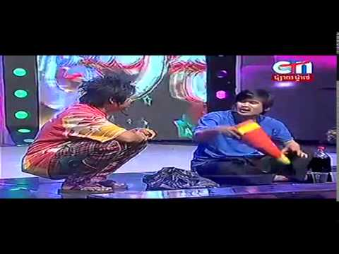 CTN comedy Peak mi neay and neay kran comedy