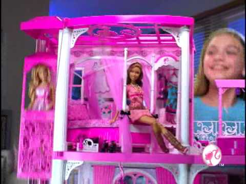 Barbie 3 Story Dream Townhouse Commercial Youtube