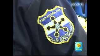 INTERCAMBIO DE DISPAROS ENTRE POLICIAS Y DELINCUENTES EN CACAOPERA