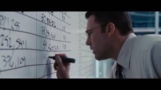 Accountant Movie | Data Analysis Scene | Robotics Company