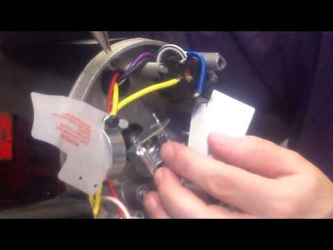 How To Remove The AO Smith / Hayward  Motor Governor