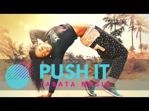 HIIT MUSIC  Push it real GOOD  HIIT 3015  80s special  HIP HOP