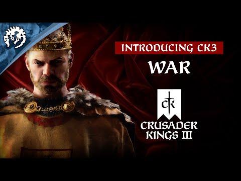 Introducing CK3 - War