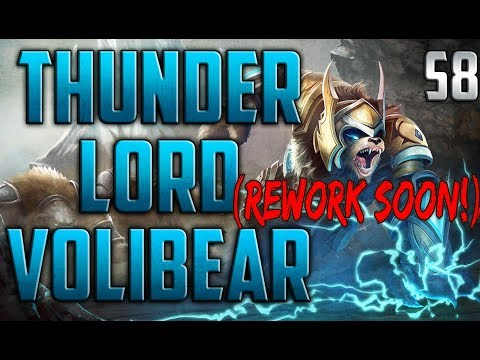 Volibear Rework Season 9 Is Soon League Of Legends Volibear