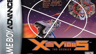 Review 536 - Classic NES Series: Xevious (GBA)