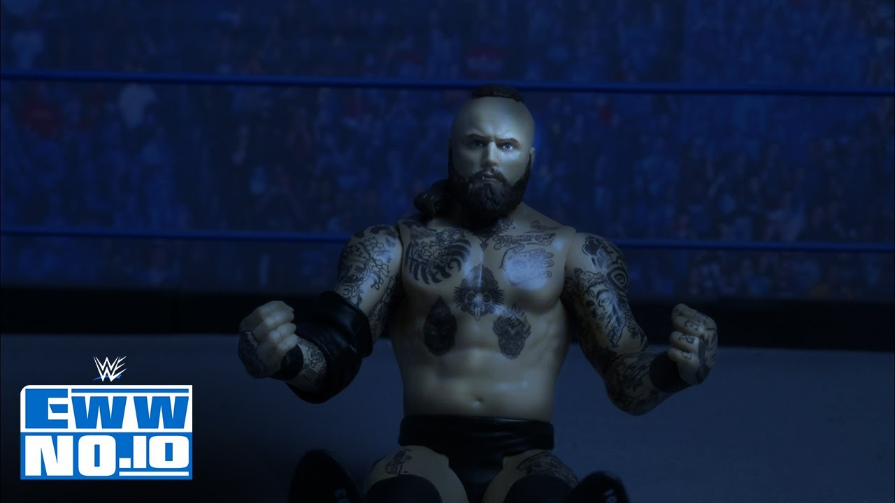 Aleister Black rises from the shadows: WWE EWW 10, Oct. 24, 2019