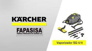 Vaporizadora Industrial SG 4/4 - Kärcher FAPASISA Paraguay
