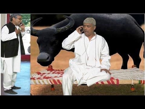 Nitish Kumar Begs Lalu Prasad Yadav for Support